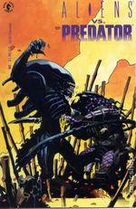 Couverture Aliens vs. Predator #0