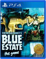 Jaquette Blue Estate : The Game