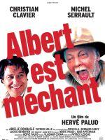 Affiche Albert est méchant