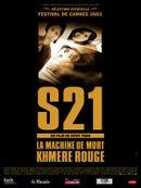 Affiche S21 - La Machine de mort khmère rouge