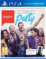 Jaquette SingStar: Ultimate Party