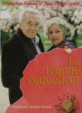 Affiche La Femme coquelicot