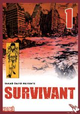 Couverture Survivant