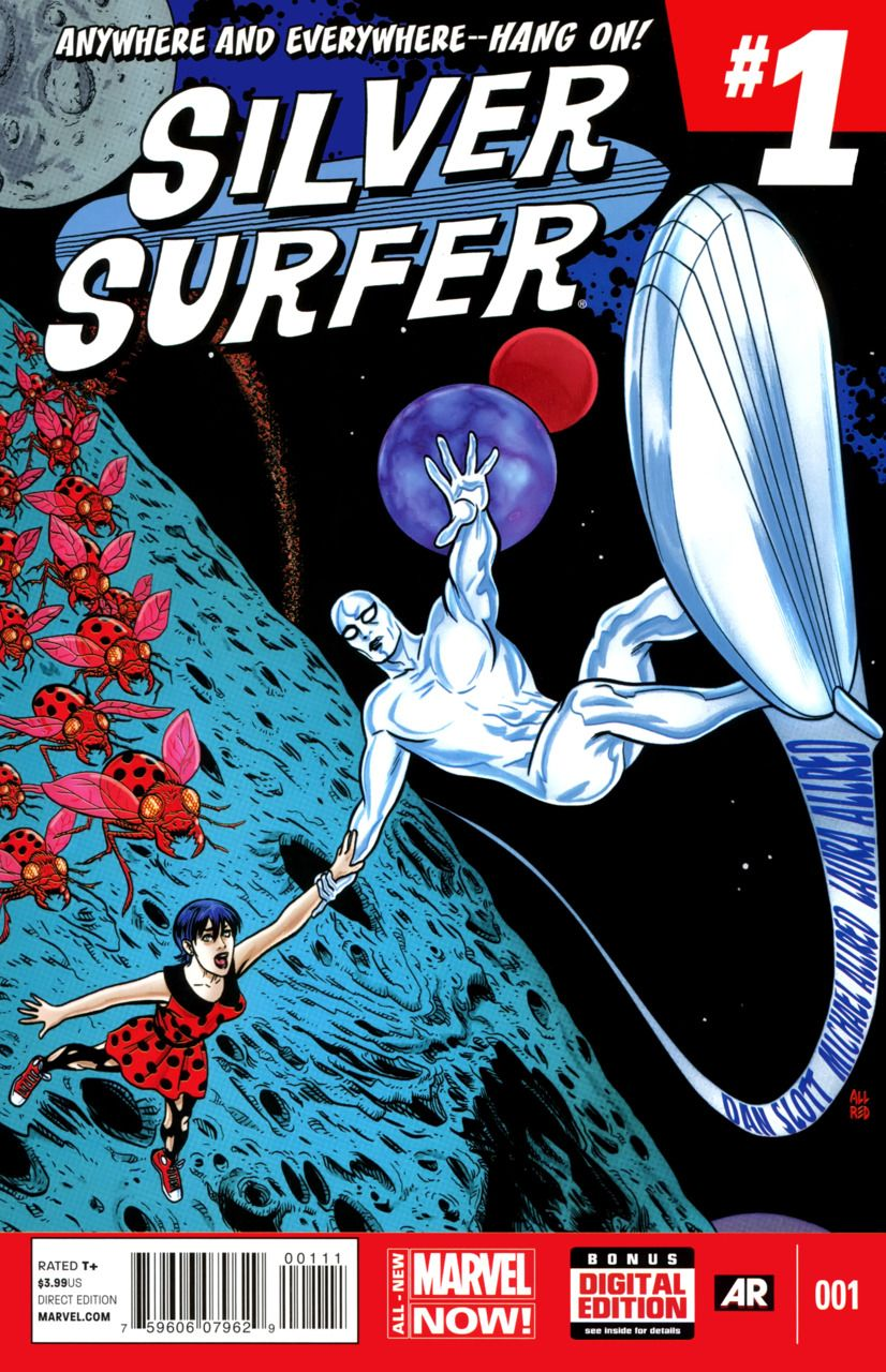 Silver surfer 0