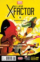 Couverture All-New X-Factor (2014 - 2015)