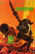 Couverture Aliens vs. Predator #1