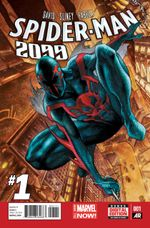 Couverture Spider-Man 2099 (2014 - Present)