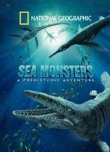 Affiche Monstres des mers