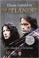 Couverture Le Chardon et le Tartan - Outlander tome 1