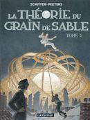 Couverture La Théorie du grain de sable : 2ème Partie - Les Cités obscures, tome 11