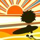 Jaquette Bobble Surf Camp