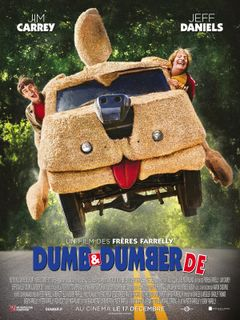 Affiche Dumb and Dumber De