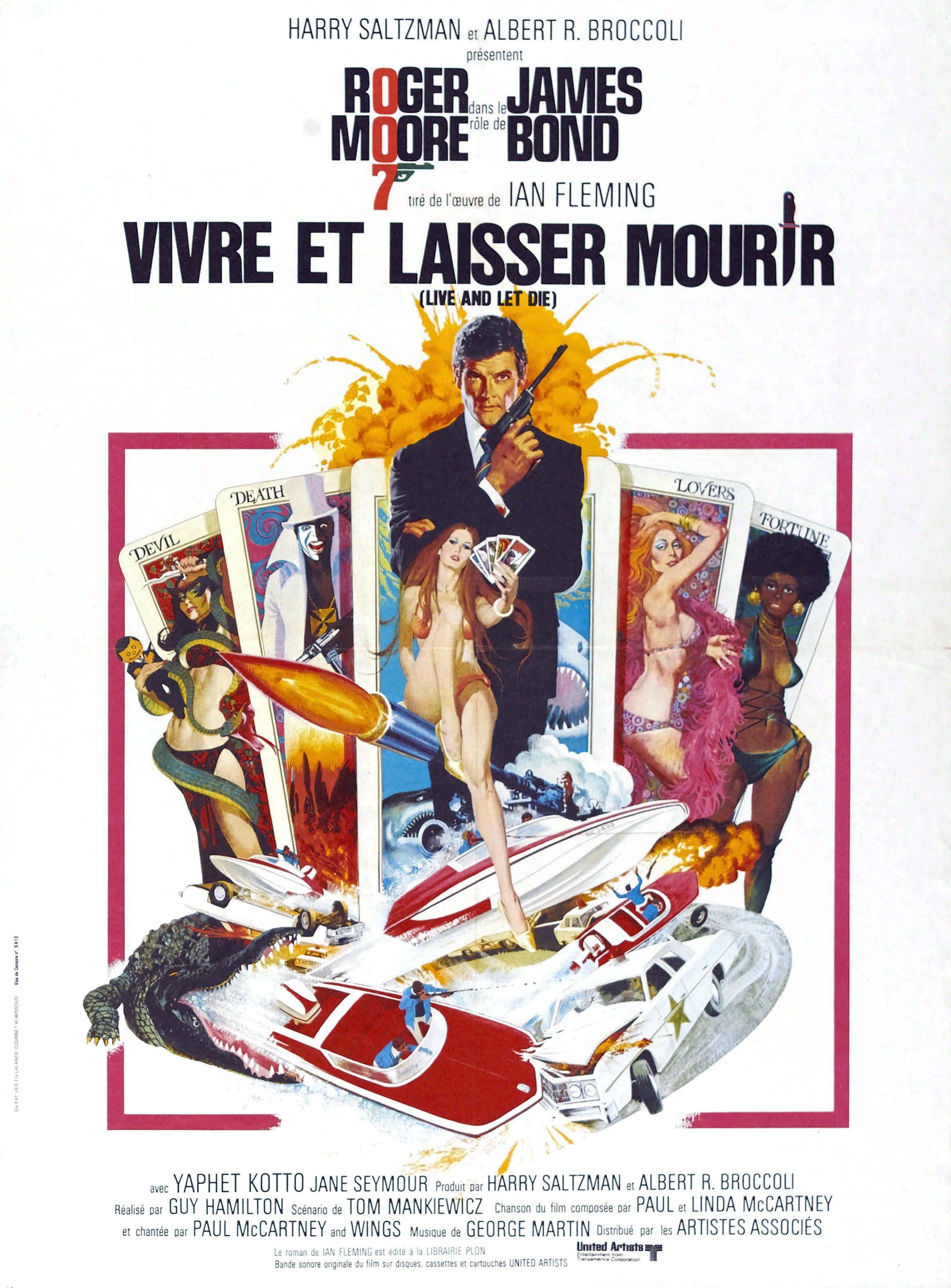 Vivre et laisser mourir - Film (1973) - SensCritique