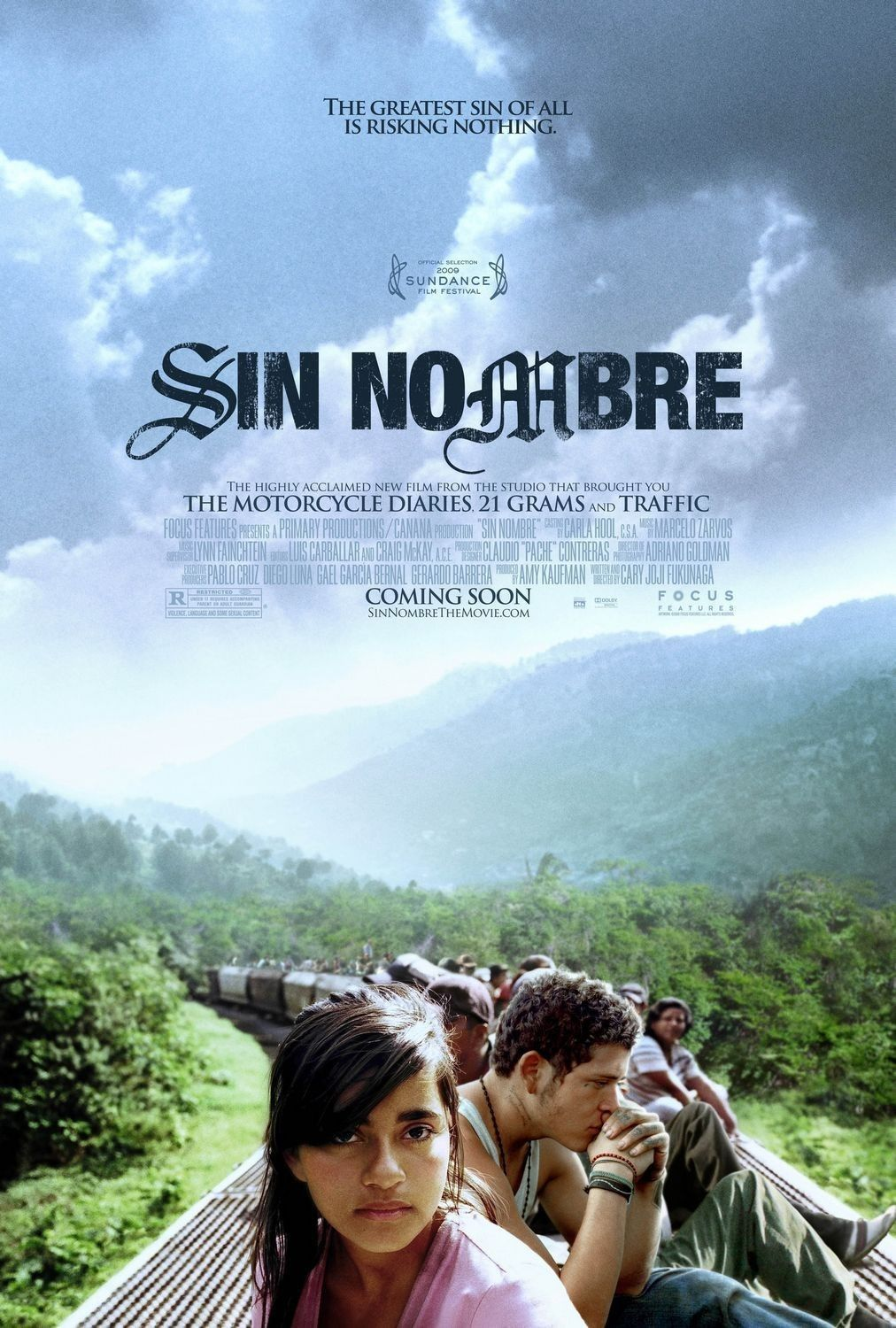sin nombre movie essay Sin nombre order description a movie analyses it is imperative that customers be enlightened to choose wisely as to where they want their essays written.