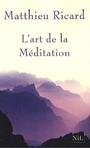 Couverture L'Art de la méditation