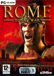 Jaquette Rome : Total War