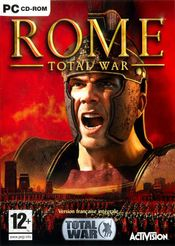Jaquette Rome: Total War