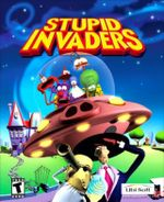 Jaquette Stupid Invaders