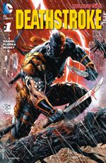 Couverture Deathstroke