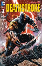 Couverture Deathstroke (2014 - Present)