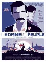 Affiche L'Homme du peuple