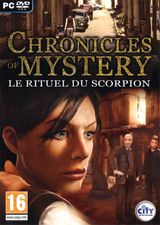 Jaquette Chronicles of Mystery : Le Rituel du Scorpion