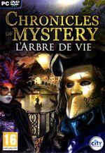 Jaquette Chronicles of Mystery : L'Arbre de vie