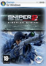 Jaquette Sniper : Ghost Warrior 2 - Siberian Strike