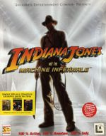 Jaquette Indiana Jones et la Machine infernale