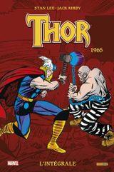 Couverture 1965 - Thor : L'Intégrale, tome 7