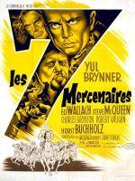 Affiche Les Sept Mercenaires