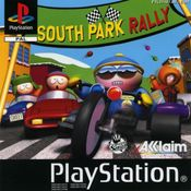 Jaquette South Park Rally