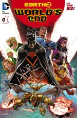 Couverture Earth 2: World's End (2014 - Present)