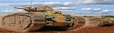 Cover 12 films pour les Tanks
