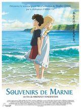 Affiche Souvenirs de Marnie