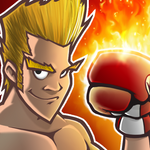 Jaquette Super KO Boxing 2