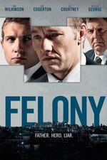 Affiche Felony