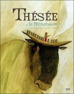 Couverture Thésée et le Minotaure
