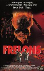 Affiche L'Invasion des abeilles tueuses