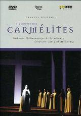 Affiche Dialogues des Carmélites