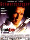 Affiche True Lies, le caméléon