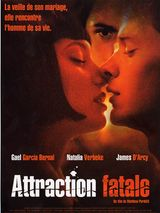 Affiche Attraction fatale