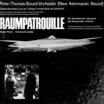 Pochette Raumpatrouille (OST)