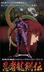 Affiche Ninja Gaiden