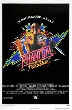 Affiche Phantom of the Paradise