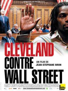 Affiche Cleveland contre Wall Street