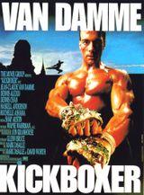 Affiche Kickboxer