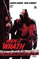 Couverture Men of Wrath