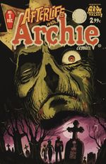Couverture Afterlife with Archie (#1 - #10)