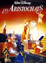 Affiche Les Aristochats